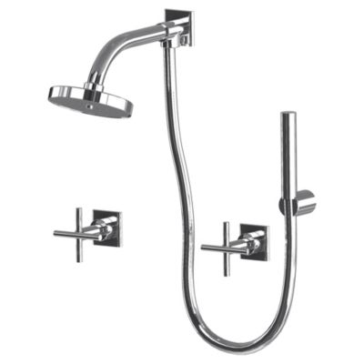 Canilla combinada para bañera con duchador klub