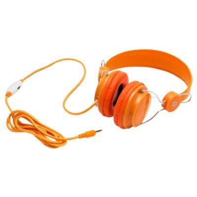 Auricular estéreo con control de volumen