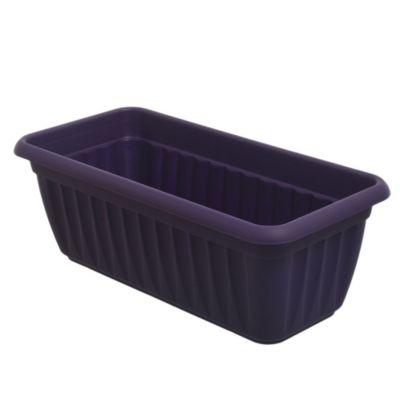 Jardinera Denise 35 Cm Violeta