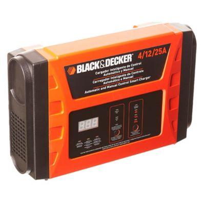 Cargador de auto baterías 12 v