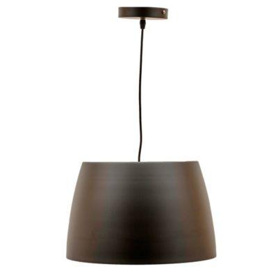 Lámpara de techo colgante Feli negra