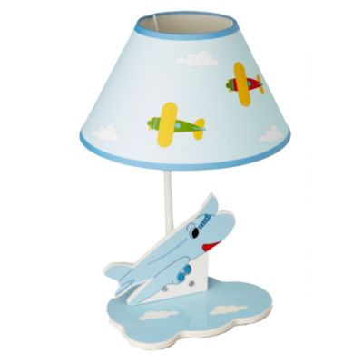 Lámpara de mesa Aviones