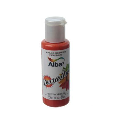 Acrílico naranja incaico 40 ml