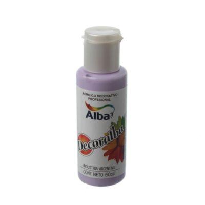 Acrílico lila 40 ml