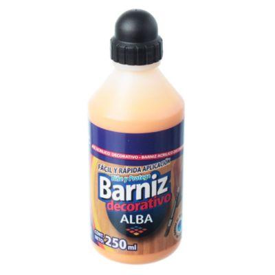 Barníz acrílico amarillo oro 250 ml
