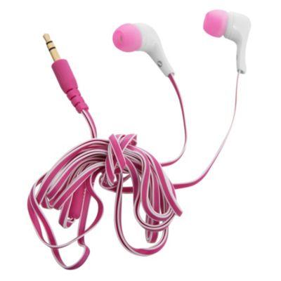 Auricular gel rosa