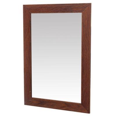 Espejo de baño oyster 49 x 70 cm