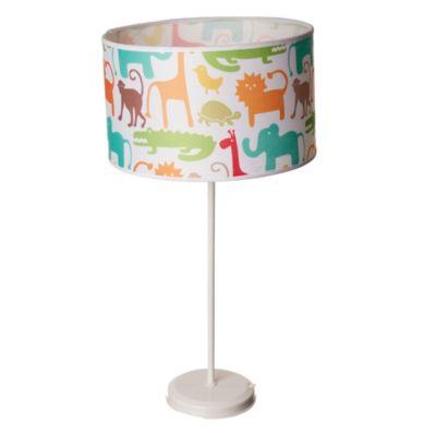 Lámpara de mesa Una Luz Jungla E27
