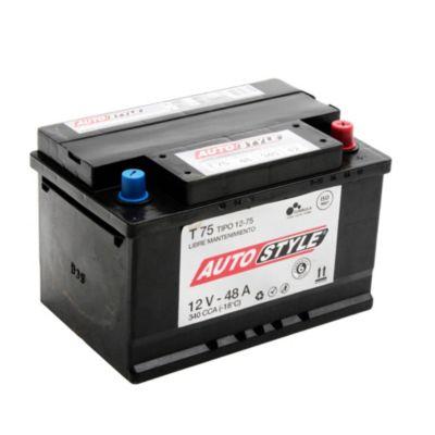 Batería tipo 12-75