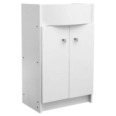 Vanitory blanco 50 cm
