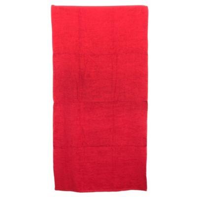 Toallón Rojo