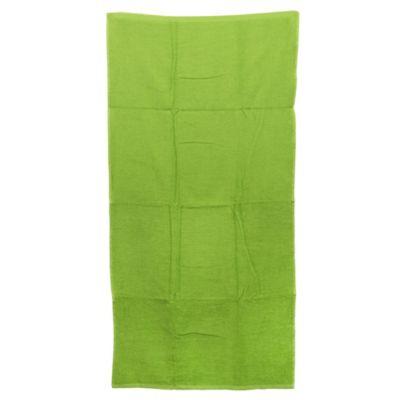 Toallón verde