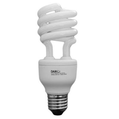 Lámpara helicoidal 20 w fría E27 t3