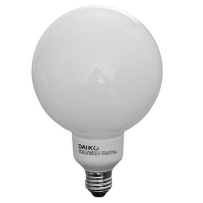Lámpara globo 20 w cálida e27