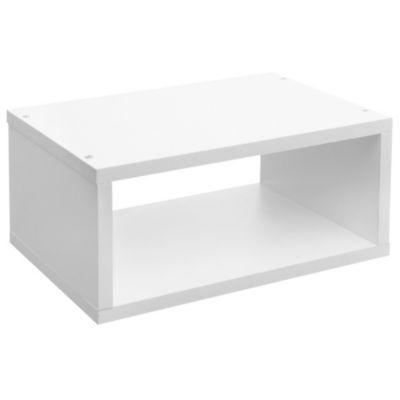 Módulo complementario 40 x 18 cm blanca