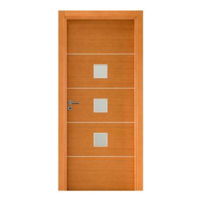 Puerta placa cedro 70 x 200 x 10 cm derecha