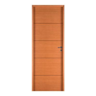 Puerta placa cedro 70 x 200 x 10 cm izquierda
