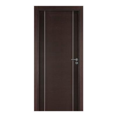 Puerta placa caoba 70 x 200 x 10 cm izquierda