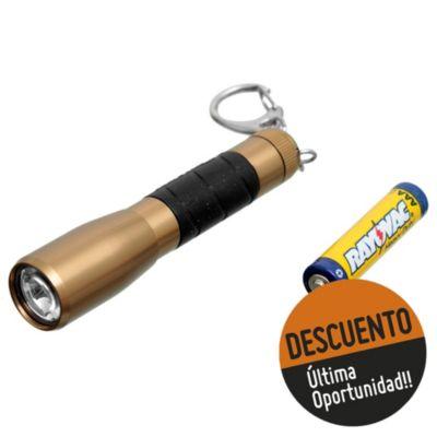 Linterna llavero LED