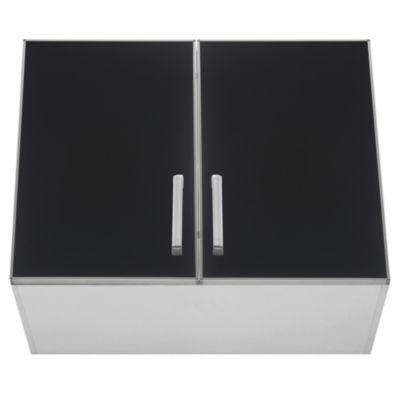 Alacena 80 x 62,5 cm negro