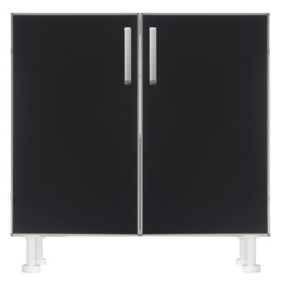 Bajo mesada 60 x 82.5 cm negro