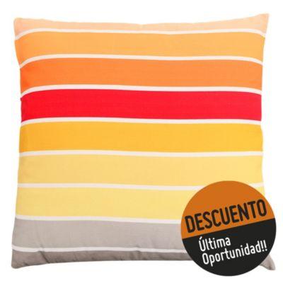 Almohadón multicolor 50 x 50 cm
