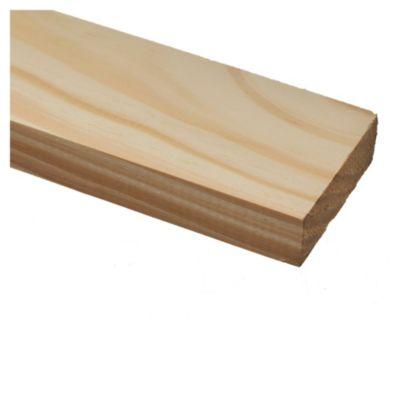 Listón de madera de pino 1