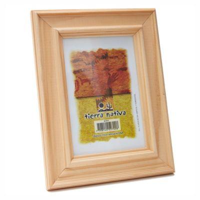 Portaretrato de madera 10 x 15 cm
