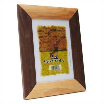 Portaretrato de madera 13 x 18 cm