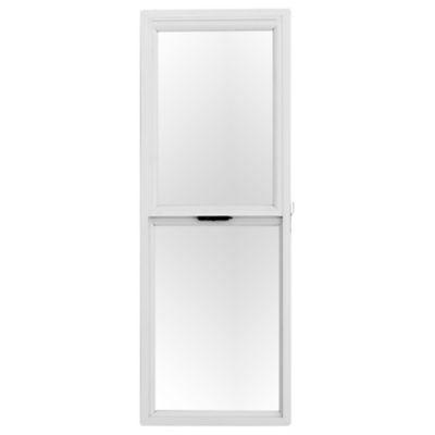 Ventana de PVC guillotina blanca 60 x 90 x 3.5 cm