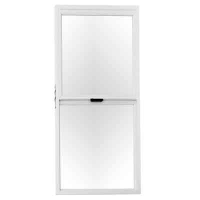 Ventana de PVC guillotina blanca 60 x 110 x 3.5 cm
