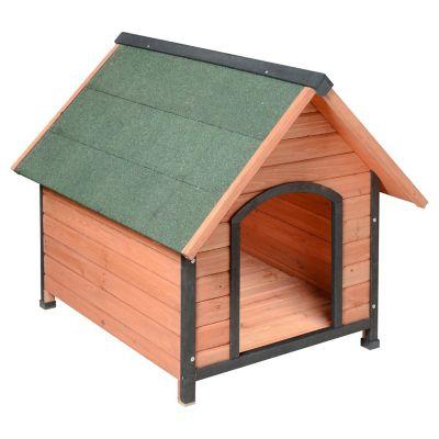 Cucha para perro de madera 83 x 99 x 87 cm
