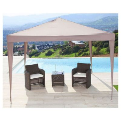 Gazebo plegable 3 x 3 m