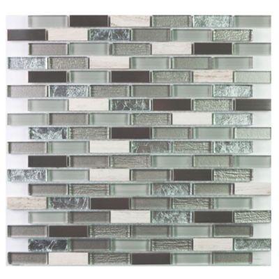 Malla mosaico shiraz strips
