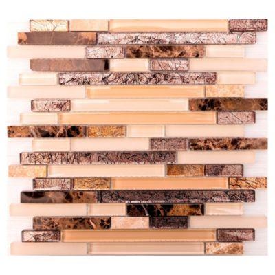 Malla mosaico persia strips