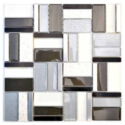 Malla mosaico helsinki grey