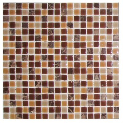 Malla mosaico siena 30 x 30 cm