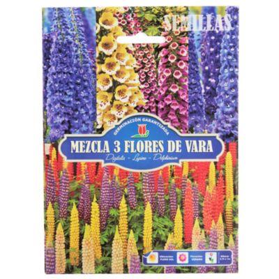 Semillas flores mexcla de flores