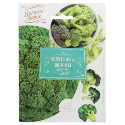 Semillas para huerta brócoli