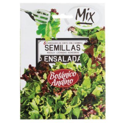 Semillas para huerta ensalada mix