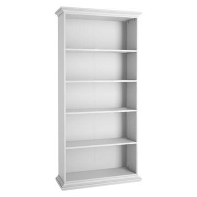 Librero paris 96.2 x 36,6 x 200,6 cm
