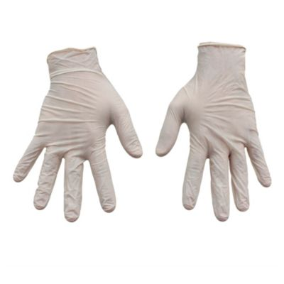 Guante de latex descartable 10 pares