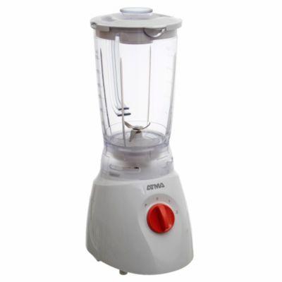 Licuadora con jarra 400 w blanca