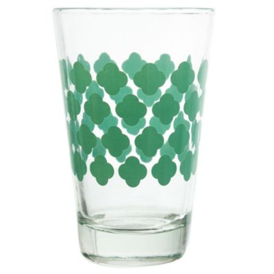 Vaso verde trebol
