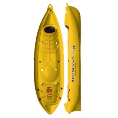 Kayak k1 amarillo