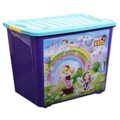 Caja organizadora movil infantil 50 l