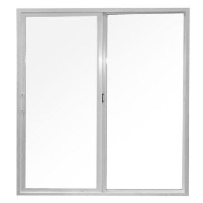 Ventana de PVC 180 x 200 cm dvh blanca