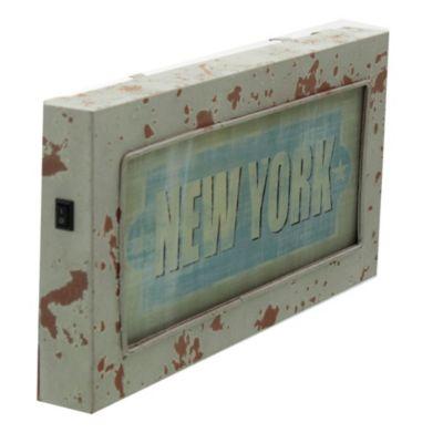 LED Deco 15 x 30 x 3 cm New York