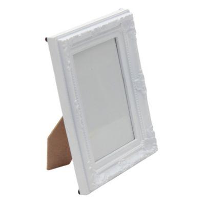 Portaretrato 10 x 15 blanco/negro