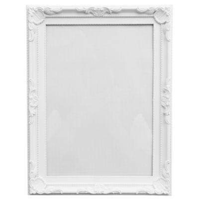 Portaretrato 20 x 30 cm blanco / negro